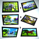 wholesale Pictures & Frames: 3D lenticular images United 45x64,5cm
