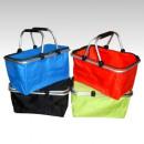 Großhandel Einkaufstaschen: Einkaufskorb, Picknickkorb, uni