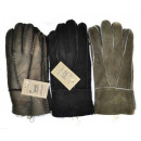 wholesale Shoes: Elegant Mens Leather Gloves