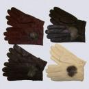 Großhandel Handschuhe: Elegante Damenlederhandschuhe