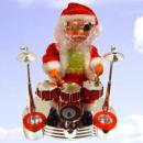 Drums playing Santa Claus