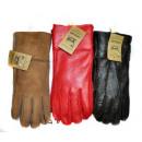 Großhandel Handschuhe: Elegante -Damen Lederhandschuhe
