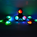 Finger spinner  hand spinner with LED light effects