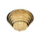 wholesale Lampes: Ceiling light with glass steps