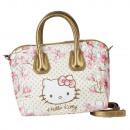 mayorista Artículos con licencia: Hello Kitty bolso  bolsa de seguridad Magnolia