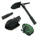 wholesale Garden Equipment: Shovel folding shovel saw a pickaxe