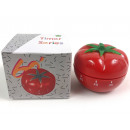 Kitchen timer with tomato