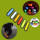 mayorista Deporte y ocio: Reflectante de luz  de fondo LED de pulsera