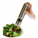 ELECTRIC GRINDER PEPPER, SALT battery