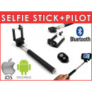Handle for Selfies  stick monopod + pilot Bluetooh