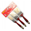 wholesale Garden & DIY store: Brush x 3, set of paint brushes