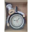 groothandel Figuren & beelden:Kijk Clock Figurine Cook