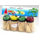 grossiste Ustensiles de Cuisine:Toothpicks paquet de 4