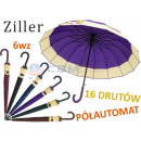 ELEGANT UMBRELLA ZILLER SEMI-AUTOMATIC 16 WIRE