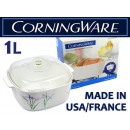 wholesale Casserole Dishes and Baking Molds: Corning Ware pot casserole 1,0 l