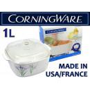 Corning Ware pot casserole 1,0 l
