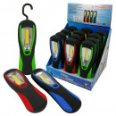 Flashlight workshop, visit, 3W COB LED