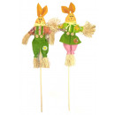 grossiste Maison et habitat: lapin de Pâques décoratifs 51 cm