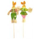 Easter bunny decoratieve 51 cm