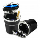 wholesale ashtray: CAR ASHTRAY WITH LED MUG PLACE