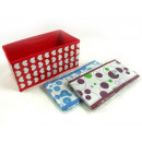 The container  folding box 28x14x14 cm