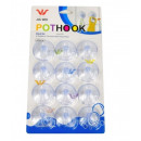 wholesale Household Goods: Hanger Suction set 12 pcs