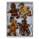 wholesale Dolls &Plush: Molds cutters gingerbread men