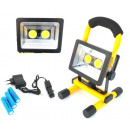 HALOGEN PORTABLE LED LIGHT BATTERY