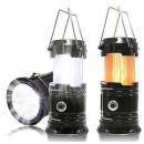 nagyker Lámpások: LED-es szolárlámpa-lámpa TŰZutánzat