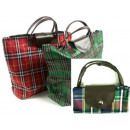 wholesale Shopping Bags: Shopping bag (foldable) 45x10x35cm