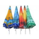 wholesale Garden & DIY store: Beach umbrella garden sun 175 cm
