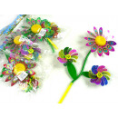 wholesale Garden Decoration & Illumination: Windmill pinwheel  garden on a stick 57cm