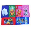 wholesale Bath & Towelling: towel Towel 28X50cm 6 models