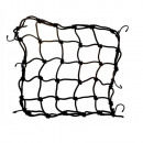 LUGGAGE NET FOR MOTOR MOTORCYCLE HELMET - 6 HOOKS