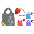 Shopping bag 37x37cm strawberry