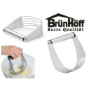 Chopper SHREDDER FOR STEEL shortcrust pastry