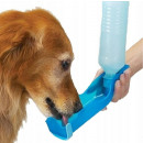 BOTTLE WITH A DOG BOWL PORTABLE CLIP STRONG