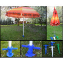 Stand holder for  garden umbrella beach