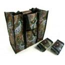 Großhandel Taschen & Reiseartikel: Faltbare Tasche 37x35x16cm