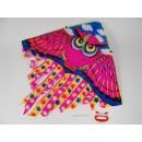 Kite owl 90x45 cm
