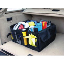 Large organizer for trunk car bag