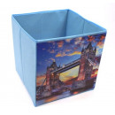 FOLDING STORAGE BOX 31x31x31cm