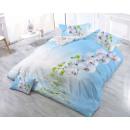 ingrosso Home & Living: biancheria letto  200x220 + 2 copri piumini + SCHED