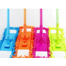 Microfiber mop mix of colors