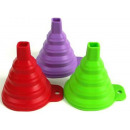 Funnel silicone folded large 12cm
