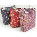 groothandel Overige tassen: Uil zak met ritssluiting 36x32cm