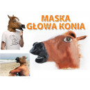 wholesale Toys: MASK HORSE HEAD  HORSE PARTY IN DISGUISE