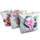 wholesale Miscellaneous Bags: Canvas bag with 44x34cm zip