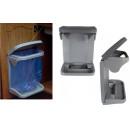 Litter bin under the sink