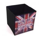 wholesale Business Equipment: FOLDING STORAGE BOX 25x25x25cm